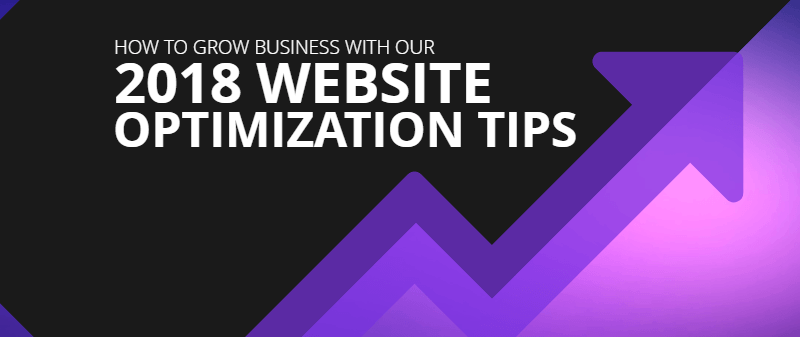 Optimize your website in 2018 with these tips