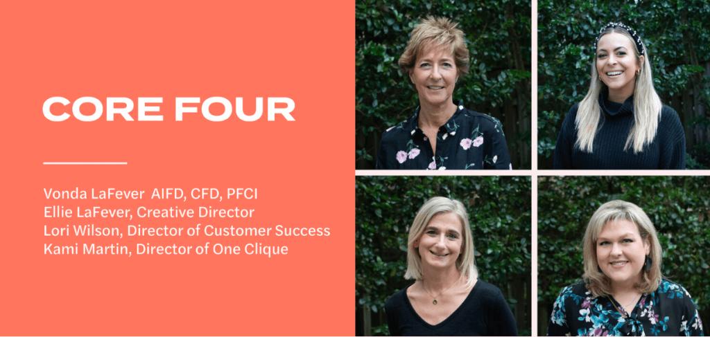flower clique core four